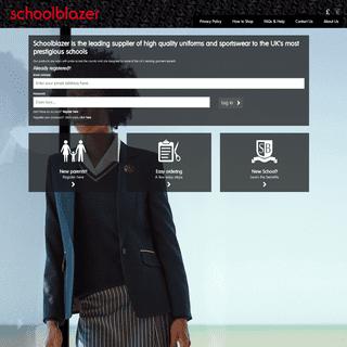 Schoolblazer - Quality, Innovation and Service. Guaranteed.