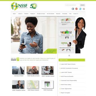 NSSF Kenya » Growing you for good
