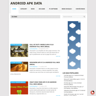 Android Apk Data - Juegos y Apps para tu Android