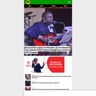 Eachamps.RW - Rwanda's number one entertainment website