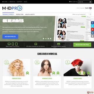 ArchiveBay.com - mhdpro.com - MHDPro - Online Hairdressing Courses - Online Barbering Courses - Hairdressing Education - MHDPro