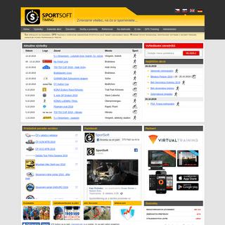 SportSoft - SportSoft Homepage