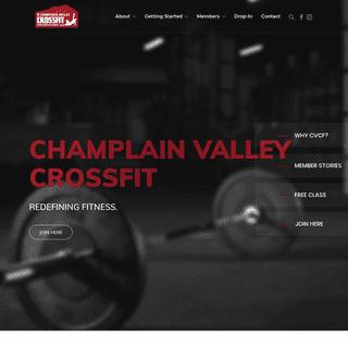 ArchiveBay.com - champlainvalleycrossfit.com - Home - Champlain Valley Crossfit