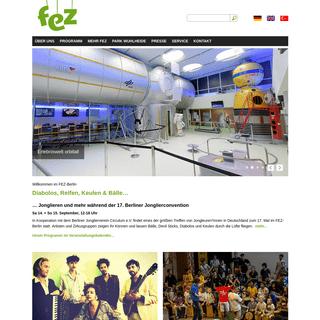 Abenteuer - Bildung - Spass- FEZ Berlin