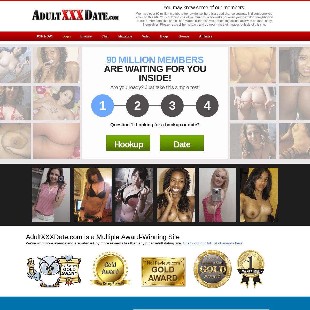 Adult XXX Date - Adult Dating & Sex Hookups!