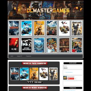 ArchiveBay.com - dlmastergames.net - DlmasterGames - Descargar Juegos para PC