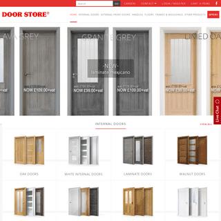 Doors, Interior doors & External doors - The Door Store UK