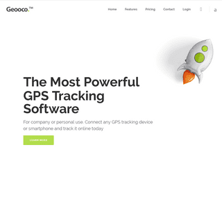 Geooco. - Software Development – GPS Tracking and Fleet Management