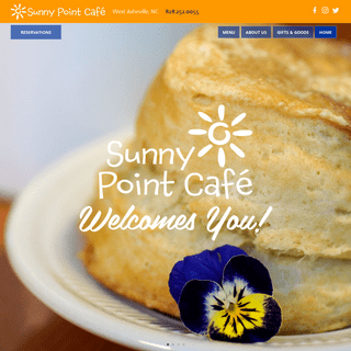 Sunny Point Cafe – Comfort food from dawn to dark.