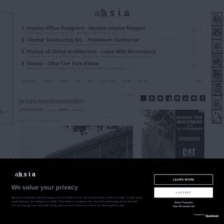 ArchiveBay.com - afasiaarchzine.com - a f a s i a - archzine