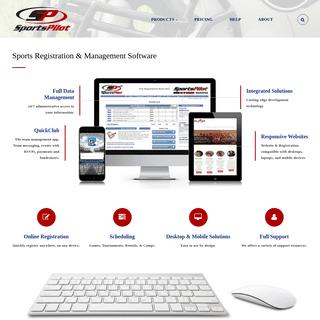 Sports Software & Sports Registration by SportsPilot