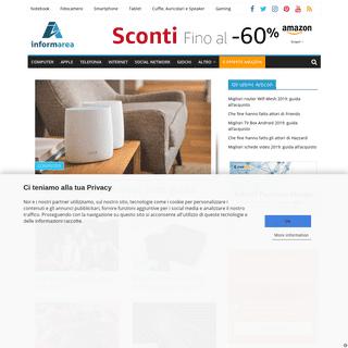 Informarea - Il Magazine del Web