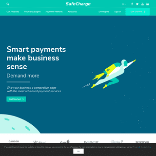 SafeCharge - Full service payment platform for business growth
