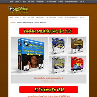 ArchiveBay.com - soulful-keys.com - Neo Soul - R&B Loops, samples and downloads