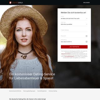 Deutsche Dating-Website, um Frauen vor Ort zu treffen – TreffeGirls.com