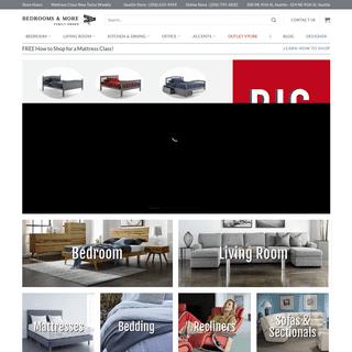Seattle's Best Mattress, Bedding, & Bedroom Furniture Store