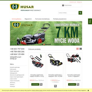HUSAR - Profesjonalny sprzęt ogrodniczy
