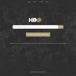 HDOnline HDO - Watch Full Movies Online Free - HDO.to