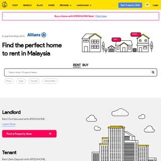 Rental Houses and Condos - Zero Deposit - Speedhome