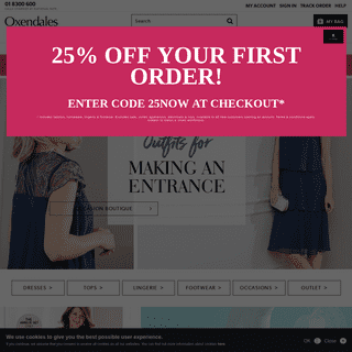 ArchiveBay.com - oxendales.ie - Oxendales.ie - Irish fashion clothing - Plus size women's clothing online in Ireland - Oxendales