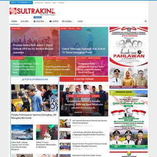 SultraKini.com – Inilah Sulawesi Tenggara