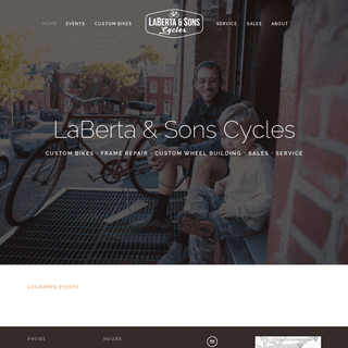 LaBerta & Sons Cycles
