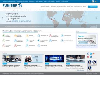 ArchiveBay.com - funiber.org - Maestrías, Doctorados y Cursos en línea - FUNIBER