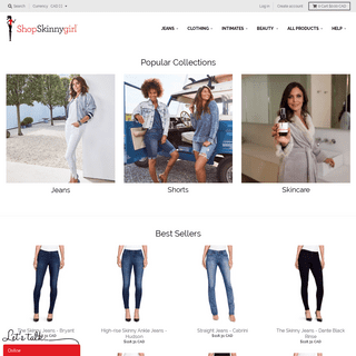 Shop Skinnygirl by Bethenny Frankel