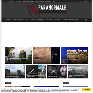 Home - IlParanormale