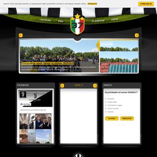 ArchiveBay.com - juventus.si - Klub navijačev Juventus Slovenija
