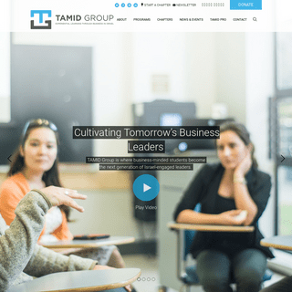 TAMID Group - Home