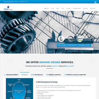Mitigate Technologies - Alleviating Technology
