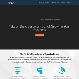 National Association of Expert Advisors -