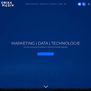 Orixa Media - Agence Marketing Digital 100- Indépendante