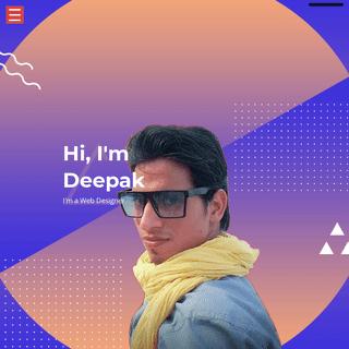 Deepak Kumar Gupta +91-8586879717 -Website Designer in Delhi, website designer Company in Delhi, website designer services in De