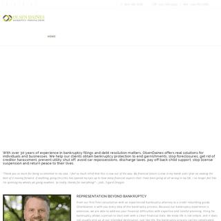 ArchiveBay.com - olsendaines.com - Bankruptcy Process, Personal Injury Attorneys - Oregon & Washington