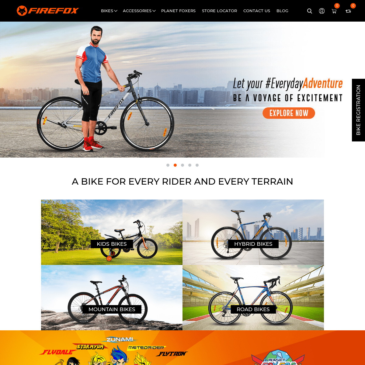 ArchiveBay.com - firefoxbikes.com - Firefox Cycles - Buy Premium Range of Bicycles Online in India