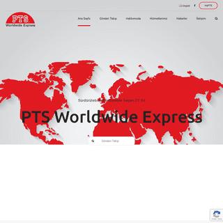 PTS Worldwide Express