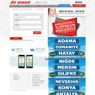 ArchiveBay.com - ozsivas.com.tr - ÖZ SİVAS TURİZM