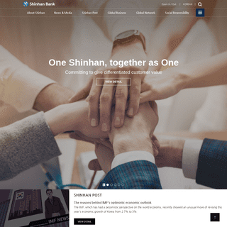 Shinhan Bank Global - Shinhan Bank, Global Business, Global Network 2p-_1