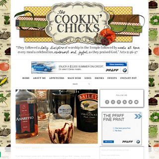 The Cookin Chicks -