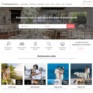 ArchiveBay.com - matrimonio.com.co - Matrimonios, Matrimonio - Matrimonio.com.co