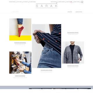 خرید آنلاین پوشاک زنانه - فروشگاه اینترنتی سارک