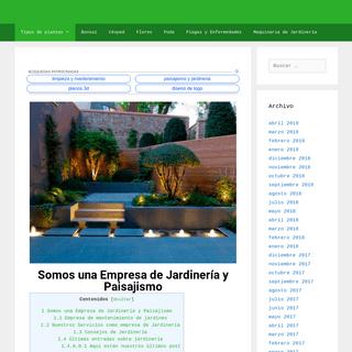 ArchiveBay.com - como-plantar.org - Empresa de Jardinería y Paisajismo -Como-plantar.org