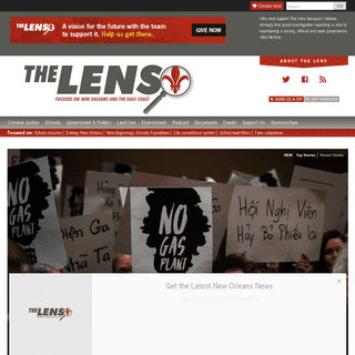 ArchiveBay.com - thelensnola.org - The Lens - In-depth news and investigations for New Orleans