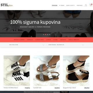 Stil plus Webshop