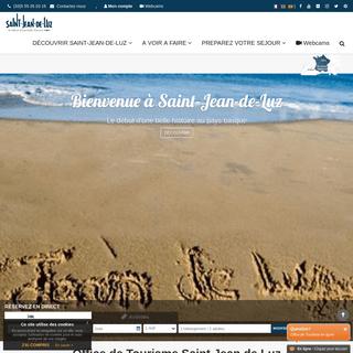 Bienvenue sur le site officiel de Saint-Jean-de-Luz