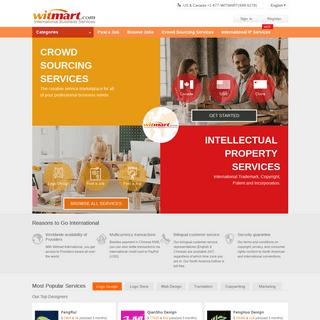 Witmart.com - Hire Freelancers & Find Freelance Jobs Online