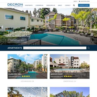 ArchiveBay.com - decron.com - Luxury Rental Real Estate in California - Decron Properties