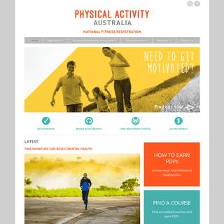 ArchiveBay.com - physicalactivityaustralia.org.au - Physical Activity AustraliaPhysical Activity Australia